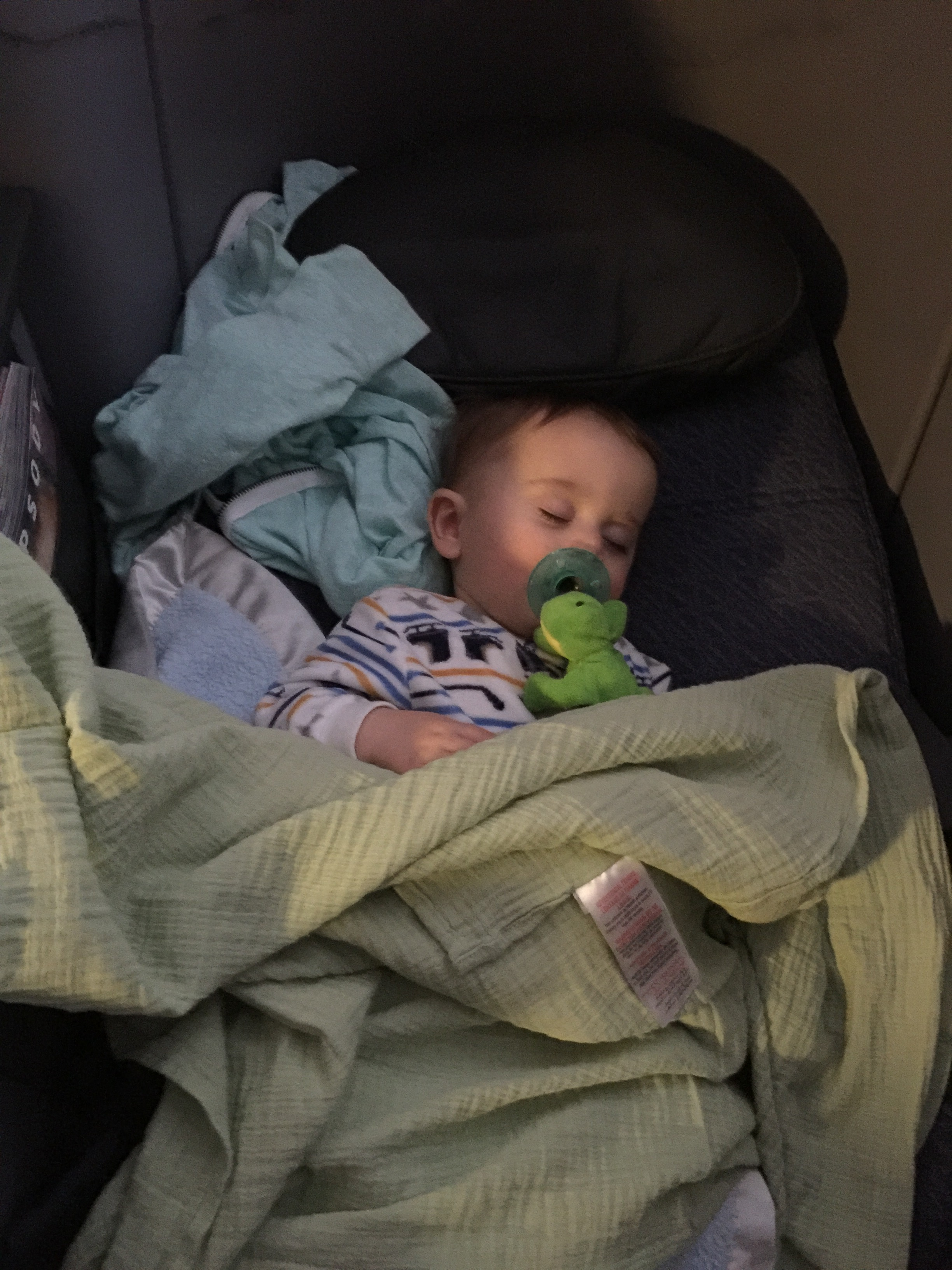 Baby bed airplane - 2261
