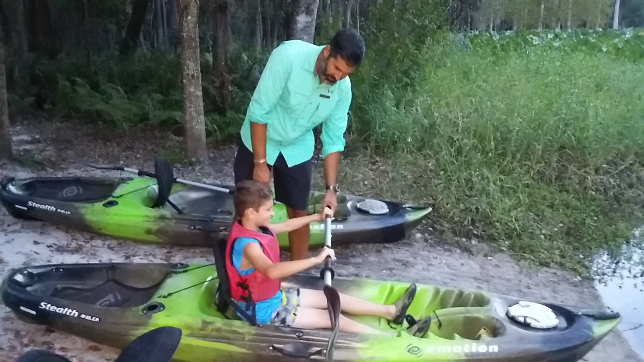 Family Travel Guide, Boating