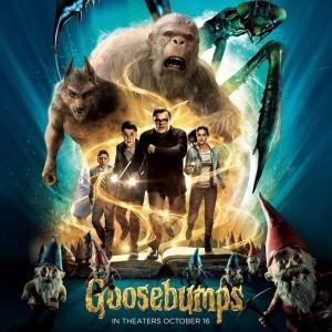 GOOSEBUMPS - coming to life