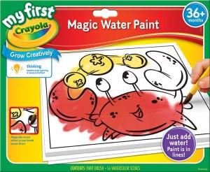 Crayola water paint