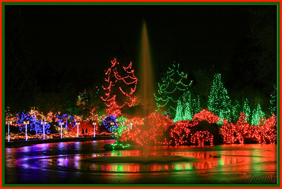 festival of lights niagara 2014