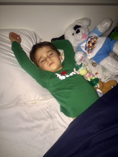 Family Travel Guide sleep tips