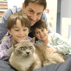 Family Travel Guide Pet Adoption
