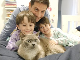 Family Travel Guide Pet Adoption