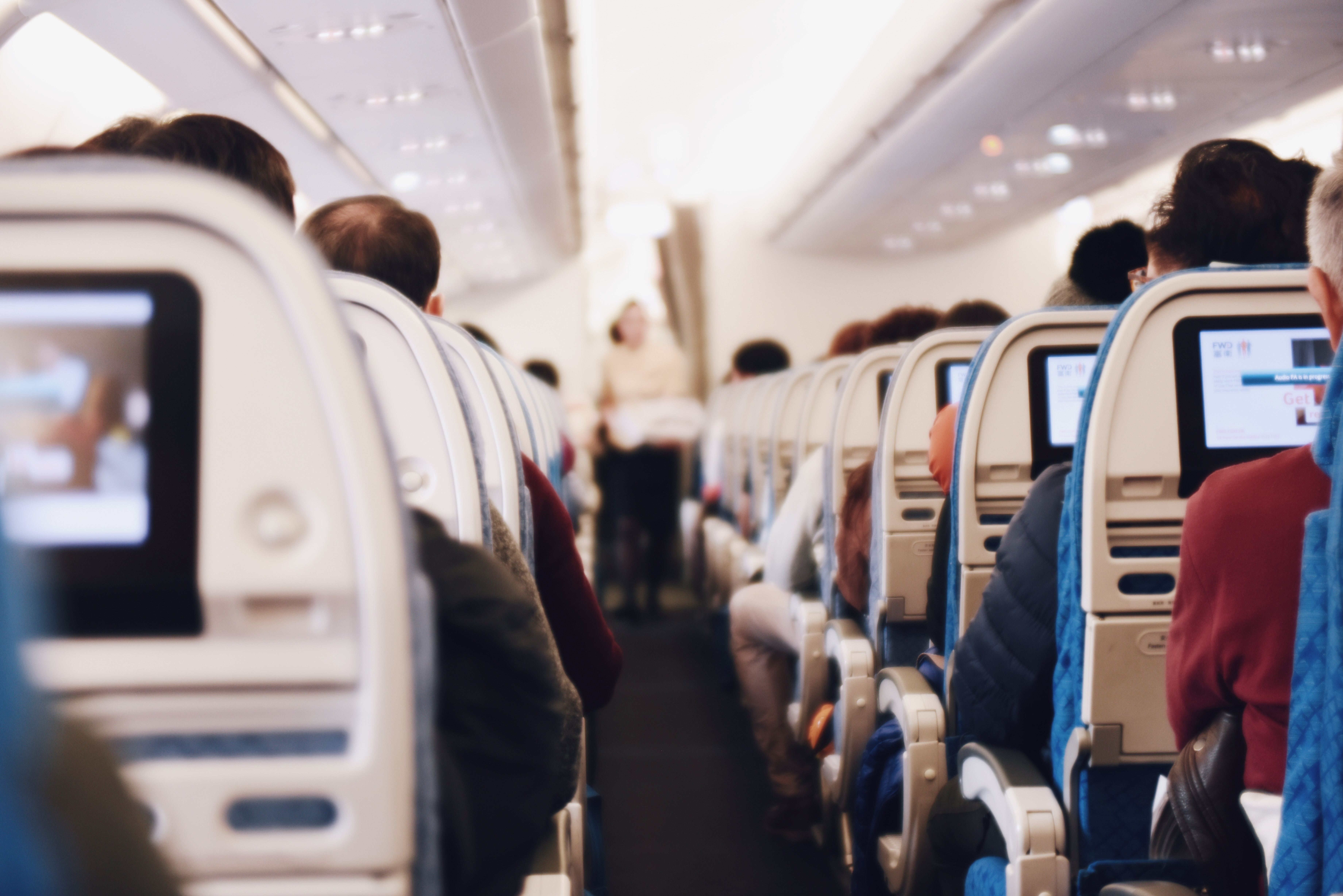 Crowded Flights, Family Travel Guide